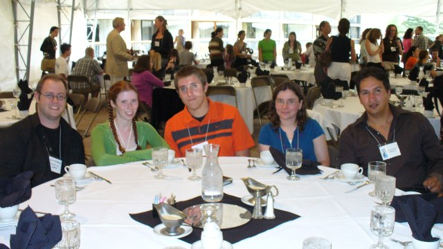 The Hurd lab at ABS 2006
